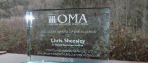 OMA 2016 Award